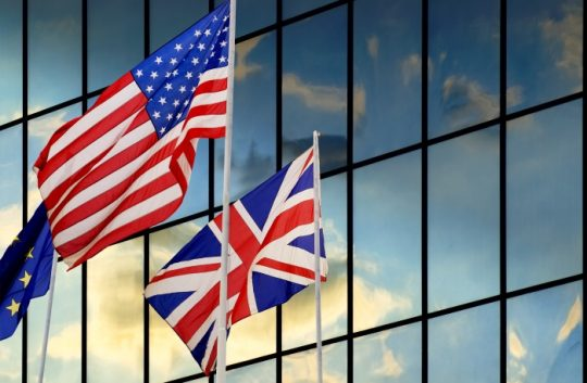 US and UK governments sign new FinTech partnership