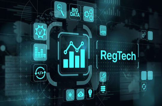 RegTech spending to increase by nearly 300 percent by 2025, says report