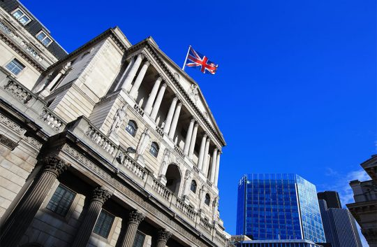 UK economy recovering at a record rate – but from its lowest point, says BofE