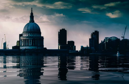 UK finance a top 10 cause of climate change, says report