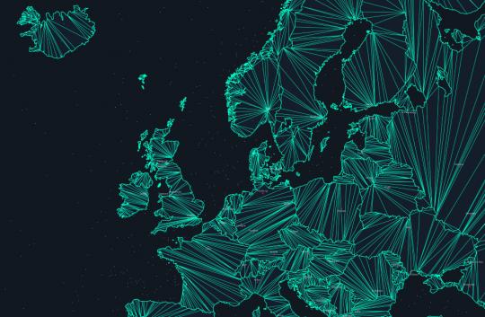 European FinTech investments soar in '21