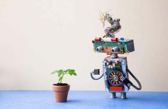 Catbot: Robotics' new strong arm?