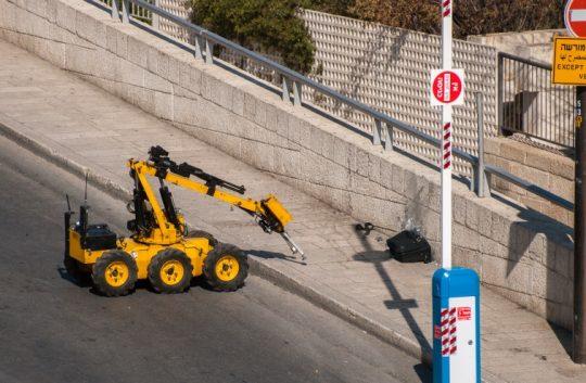 Robotics: the extreme opportunity