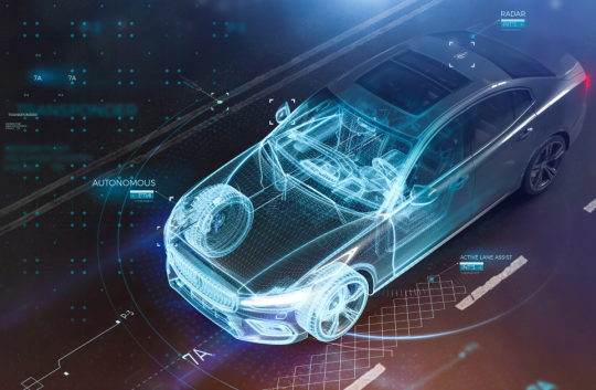 Auto sensors: the road ahead