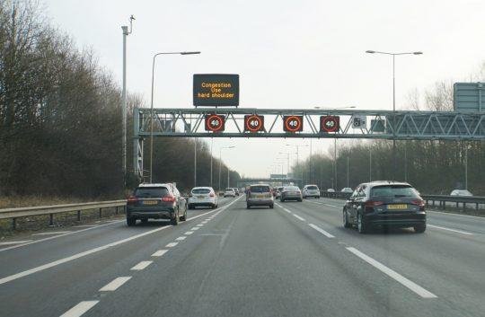 Smart motorways dangerous to drivers: report