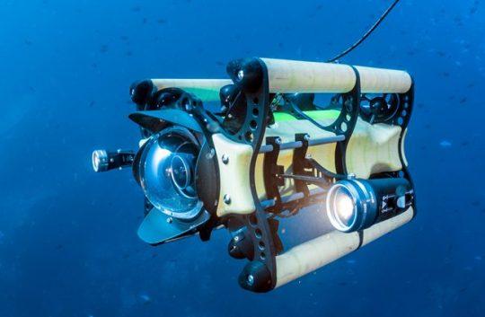 Underwater robotics: a UK opportunity