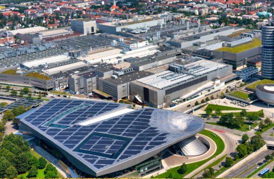 AI - a core part of BMW's production system