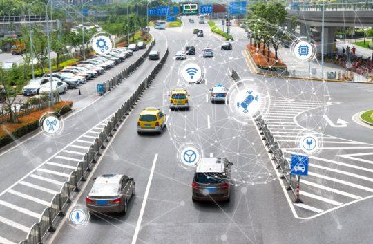 Sensors to go: Trends in autonomous transport