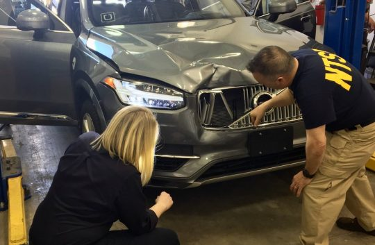 A year on from Uber death, is support for driverless cars increasing?