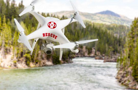 A.I. sensor-drones to help battle COVID-19, claims innovator