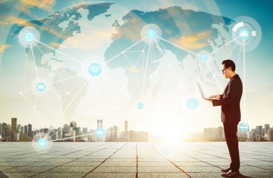 Over one third of companies now using IoT, says Vodafone