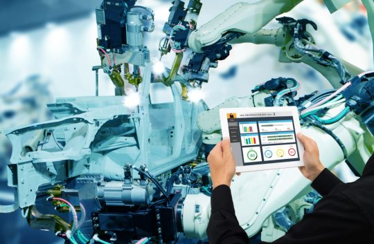Sensors on the move in car manufacturing, says report