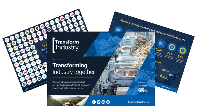 Transform Industry Media Kit Image transparent background