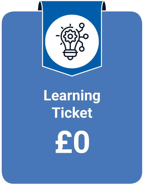 SIIOTMAR EMEAUK LEARNING ticket rectangle