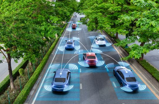 Connected, autonomous transport will be worth £42 billion to UK says government