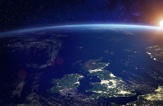 UK plans space tech and robotics accelerator