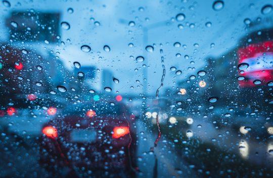 What's raining on autonomous cars' parade?