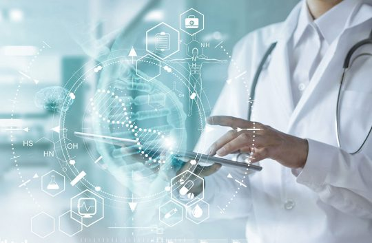 AI 100: Healthcare leading the charge in artificial intelligence, says report