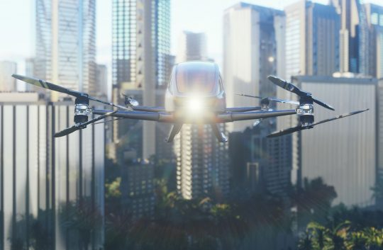 Fly to the future: KTN launches Future Flight Map for innovators