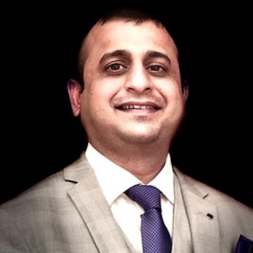 Dr Anish Agarwal