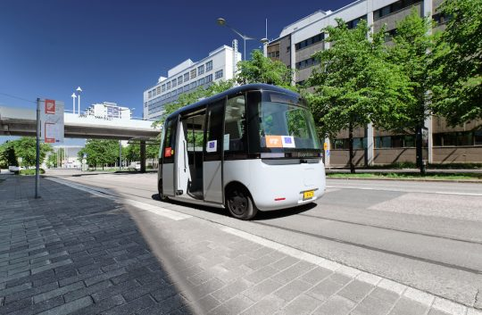 Robot shuttles will be smart vehicle of choice, says report