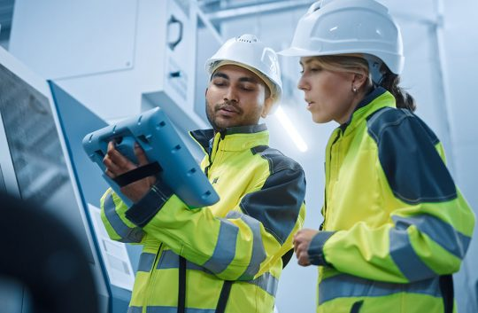 How to modernize a manufacturing business – automation and data