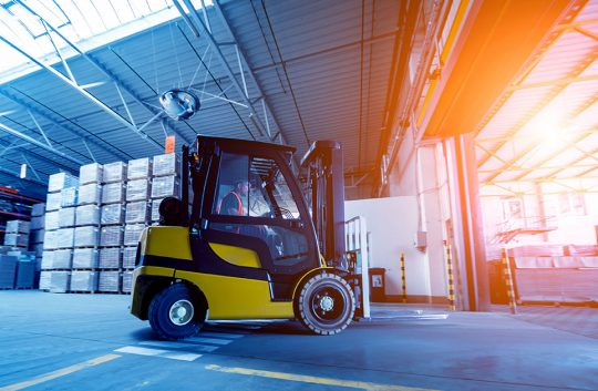Jungheinrich puts ZF on the road to automation