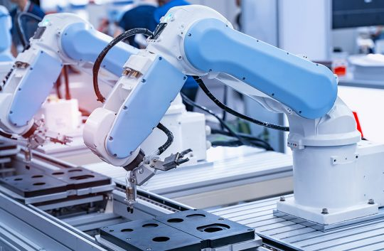 UK government forecasts high growth for robotics, but modest gains